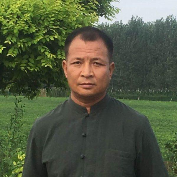 Teacher Zhang green